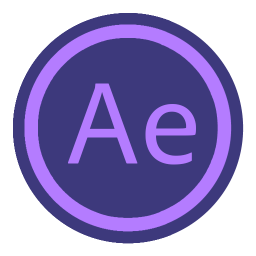 After effect png. App adobe icon the