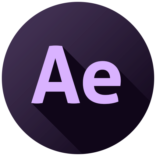 After effect png. Adobe effects icon cc