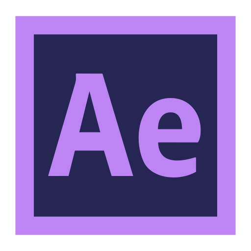 Svg indesign cc icon. Adobe after effects creative