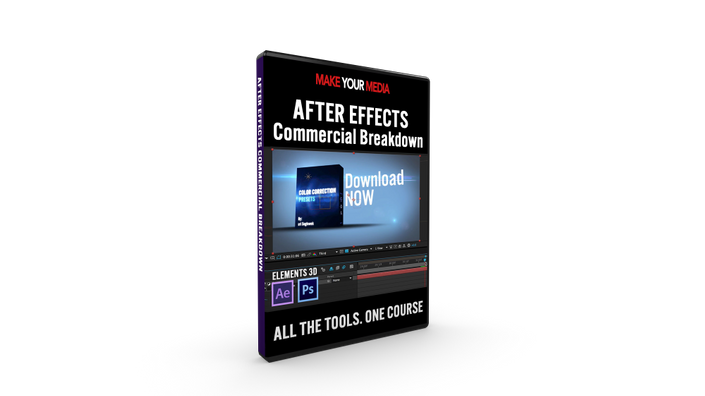 After effects 3d png. Create real d commercials