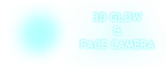 After effects 3d png. D glow lookat expression