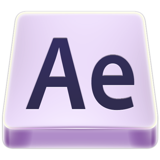 After effects 3d png. Adobe cs icon collection