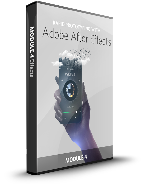 After effects 3d png. Rapid prototyping with adobe
