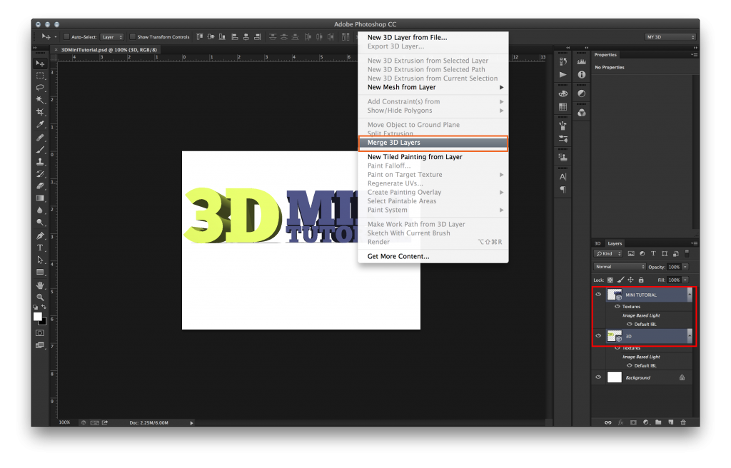 Photoshop png options. Intro to d in