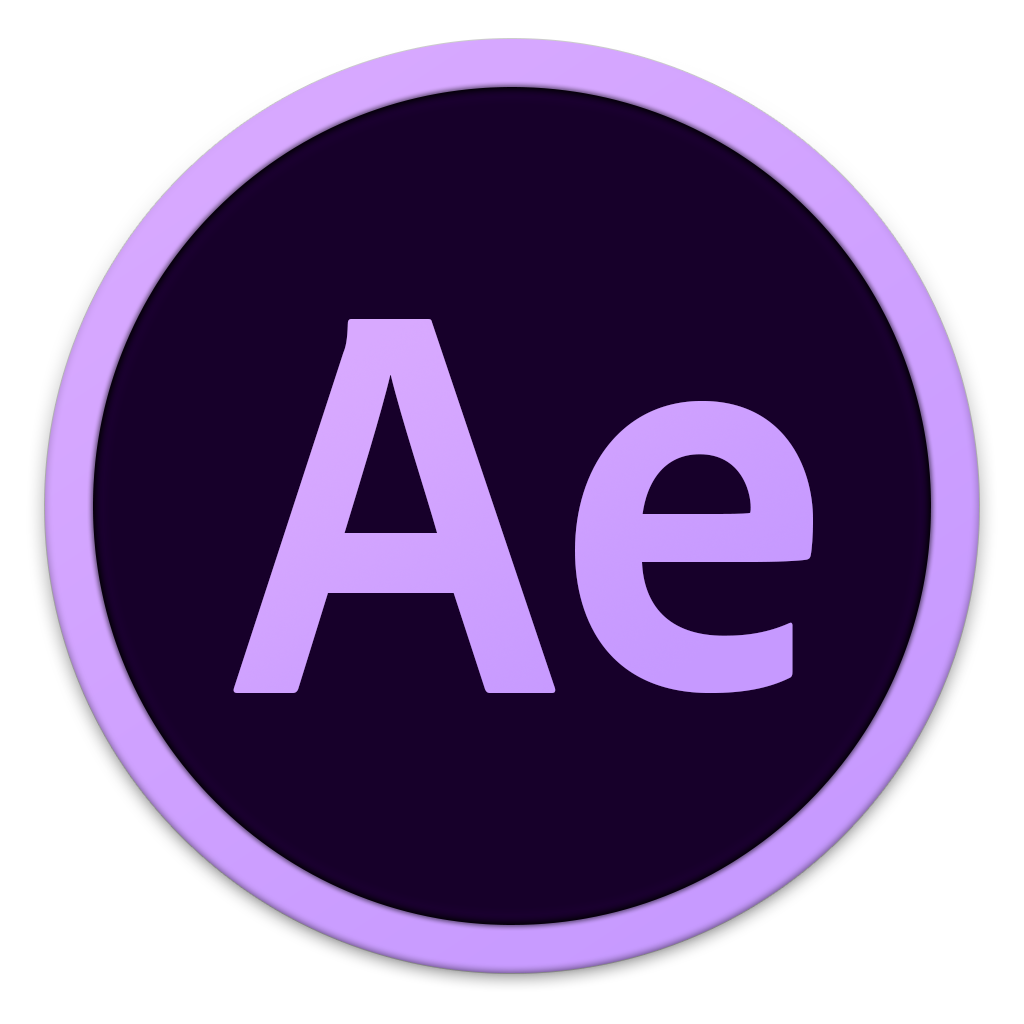 Adobe logos png. After effects international training