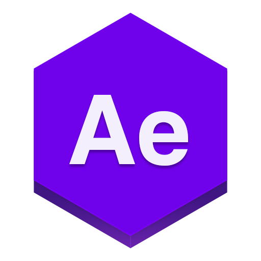 After effects png. Icon hex iconset martz