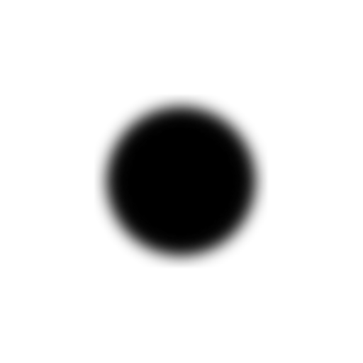 Using a semi transparent. Black circle fade png png black and white