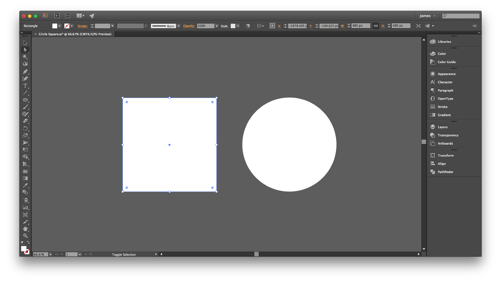 step tutorial morphing. Vector effect line banner black and white