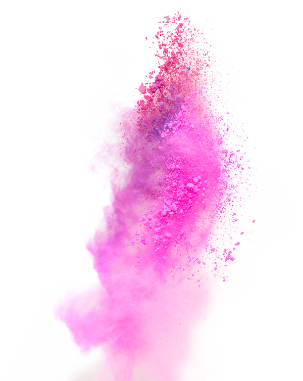 Purple particles png. Transparency and translucency smoke