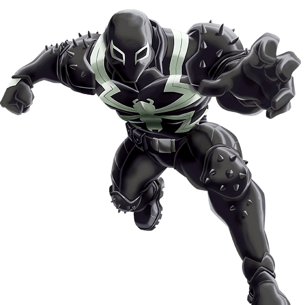 venom transparent marvel contest champions