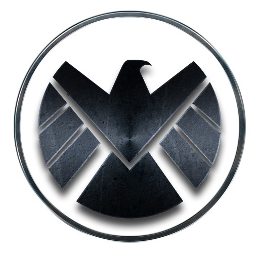 Agents of shield logo png. By tyr van on