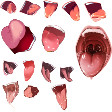 Ahegao face png. Research pinterest drawings art