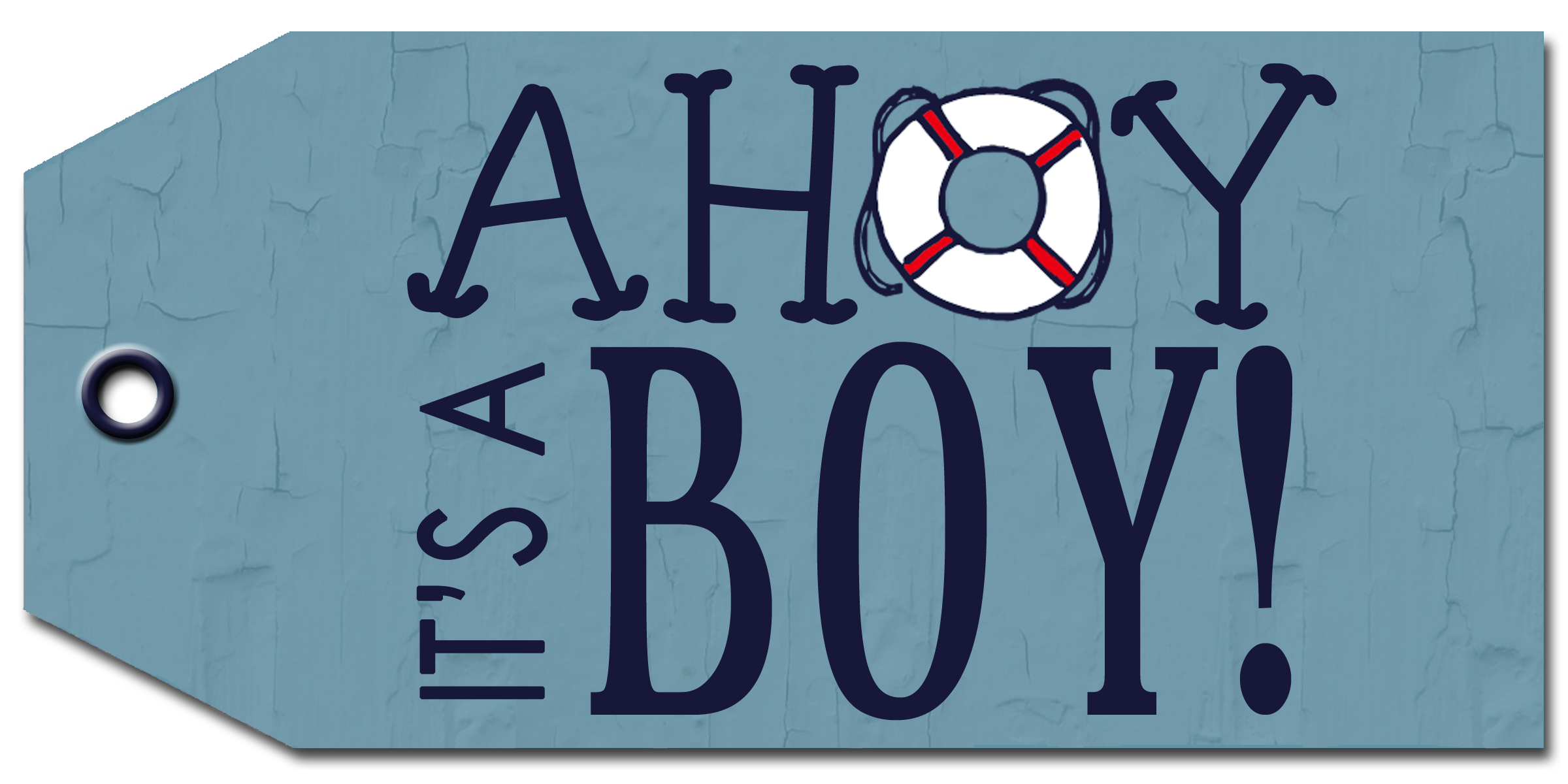 Ahoy its a boy png. Collection of clipart