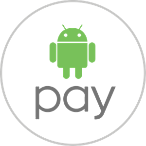 Ai vector. Android pay logo free