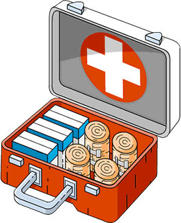 Aid clipart medicine kit. First at getdrawings com