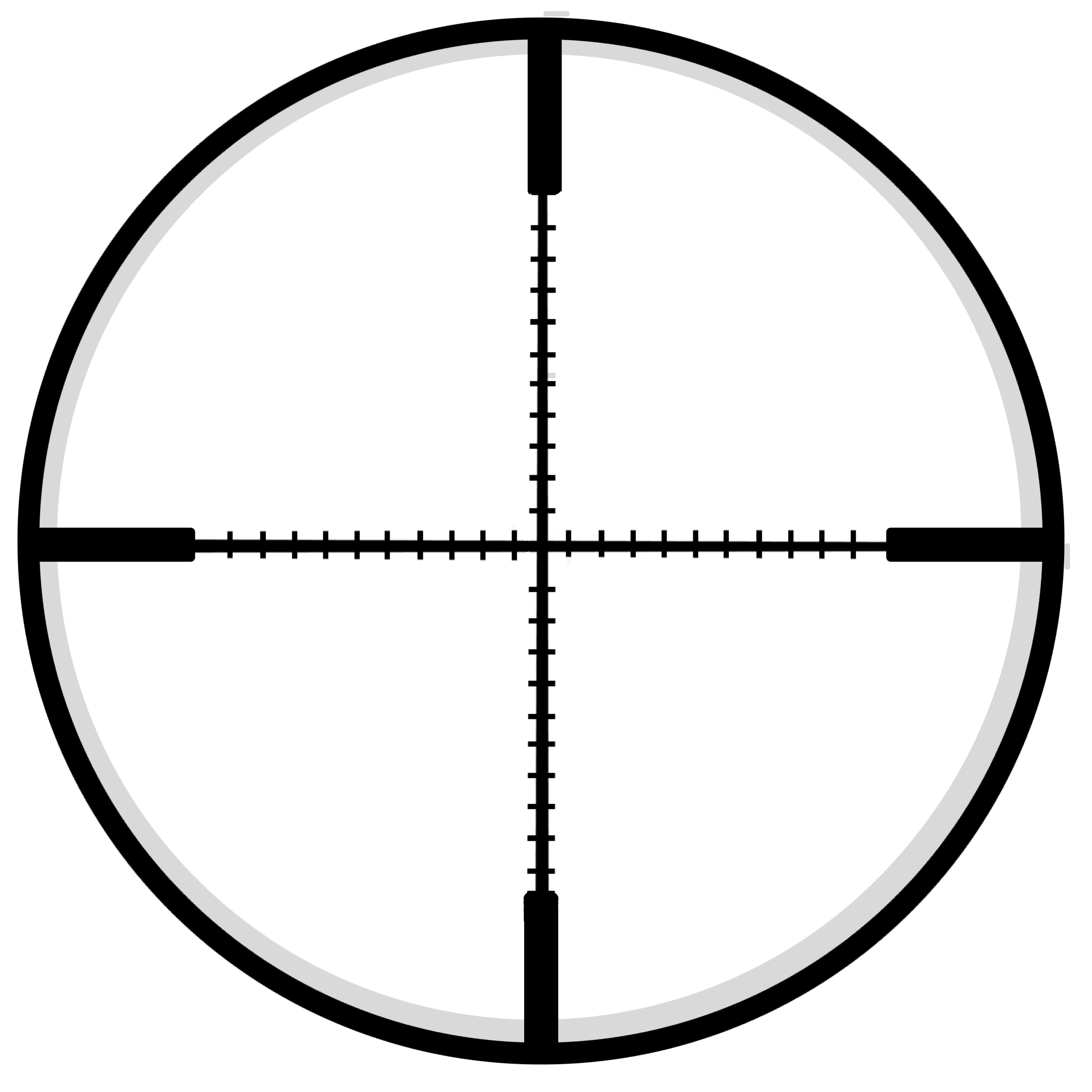 rifle crosshairs png