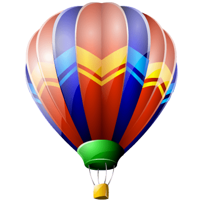 Air balloons png. Hot transparent images stickpng