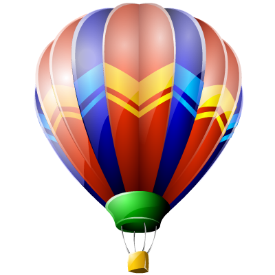 Brilliant by iconshock balloon. Air baloon png banner transparent download