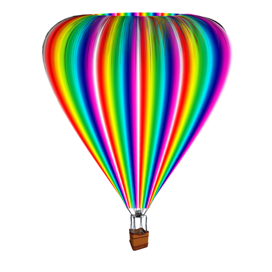 Hot balloon by justmetd. Air baloon png black and white stock