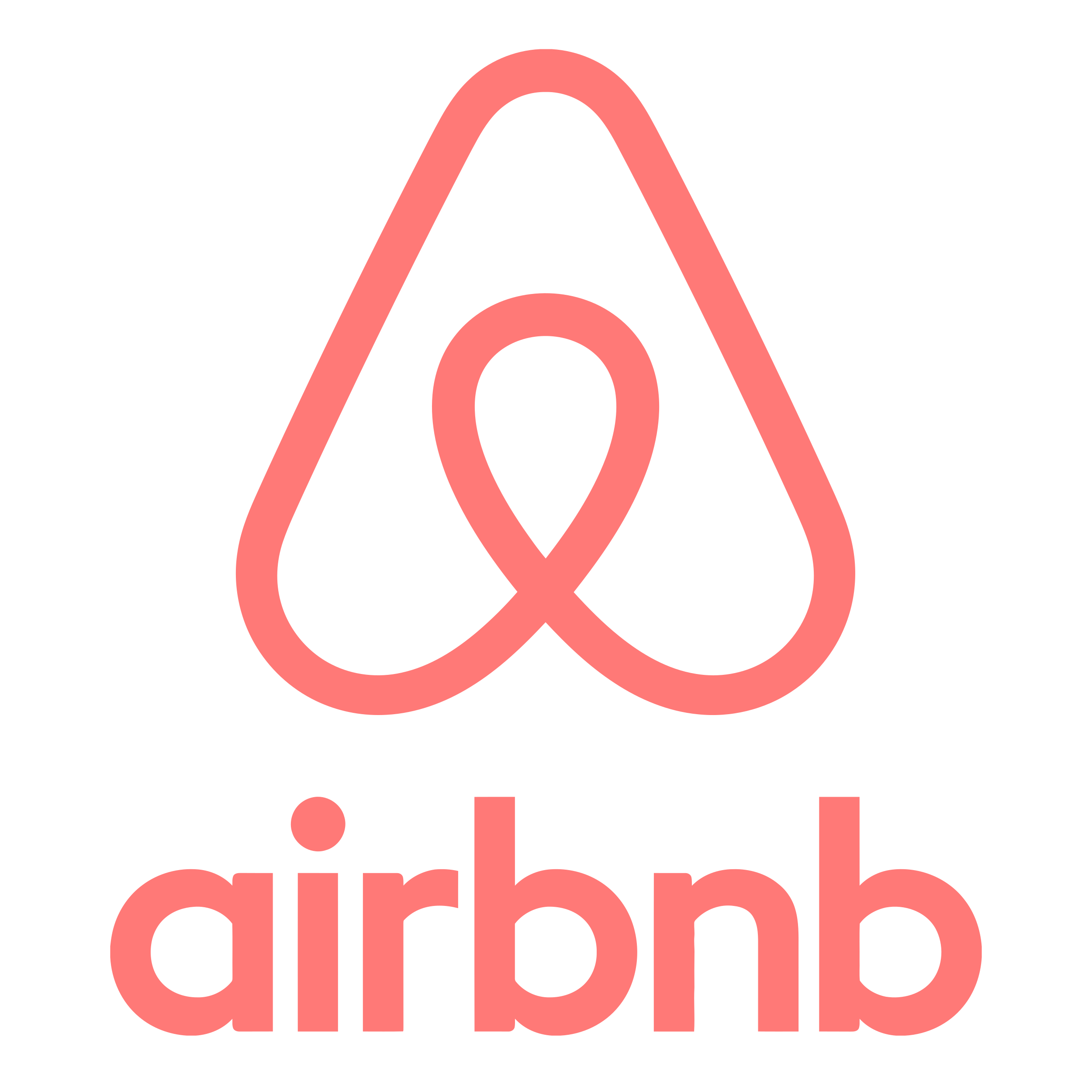 Airbnb logo png.