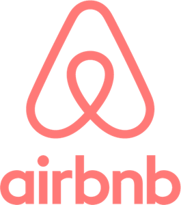 Airbnb logo png. Vector ai free download