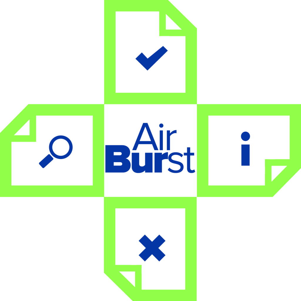 Air burst png. Airburst image and communication