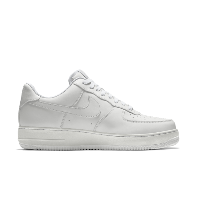 White nike png. Air force low id