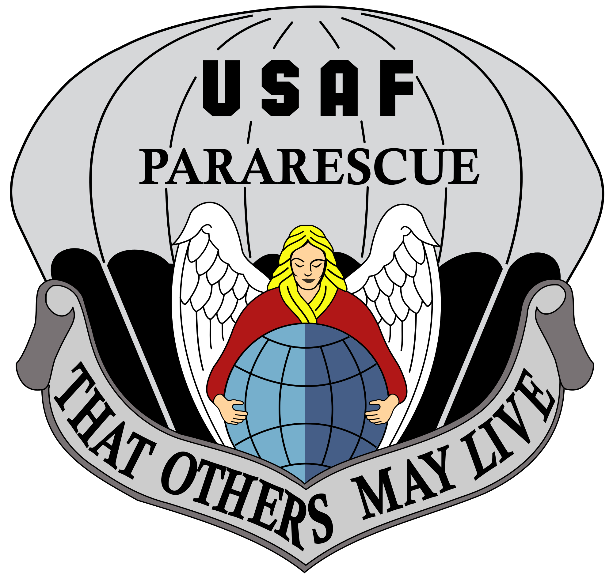 Air force captain png. United states pararescue wikipedia