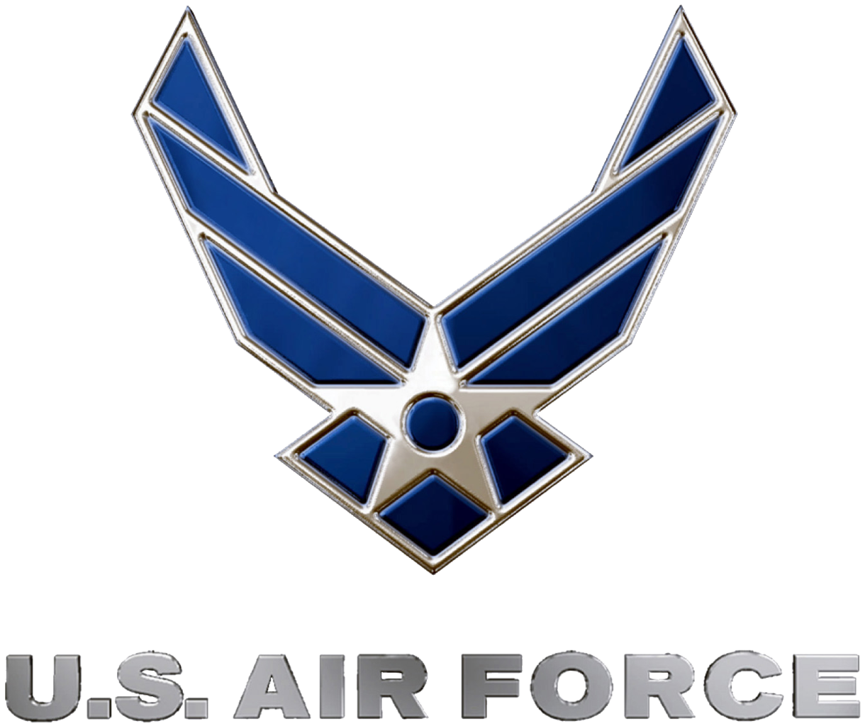 Air force logo png. File usaf wikipedia fileusaf