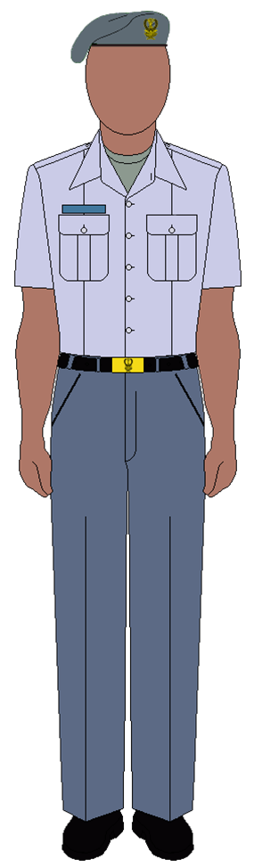 Air force officer png
