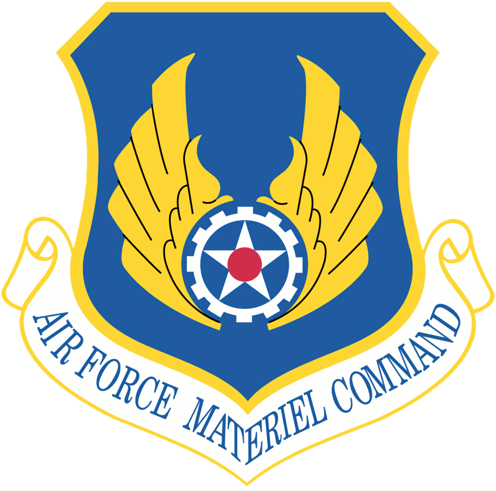 Air force png logo. File materiel command wikipedia