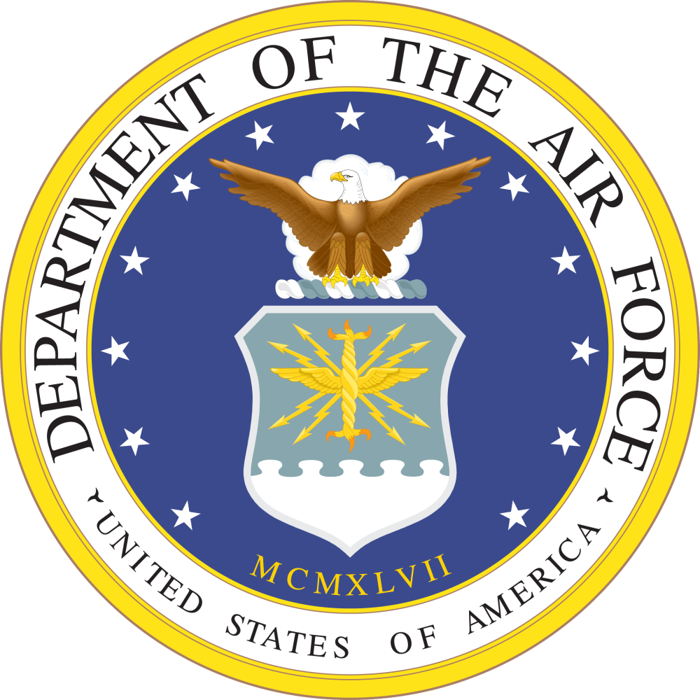 Air force seal png. File of the u