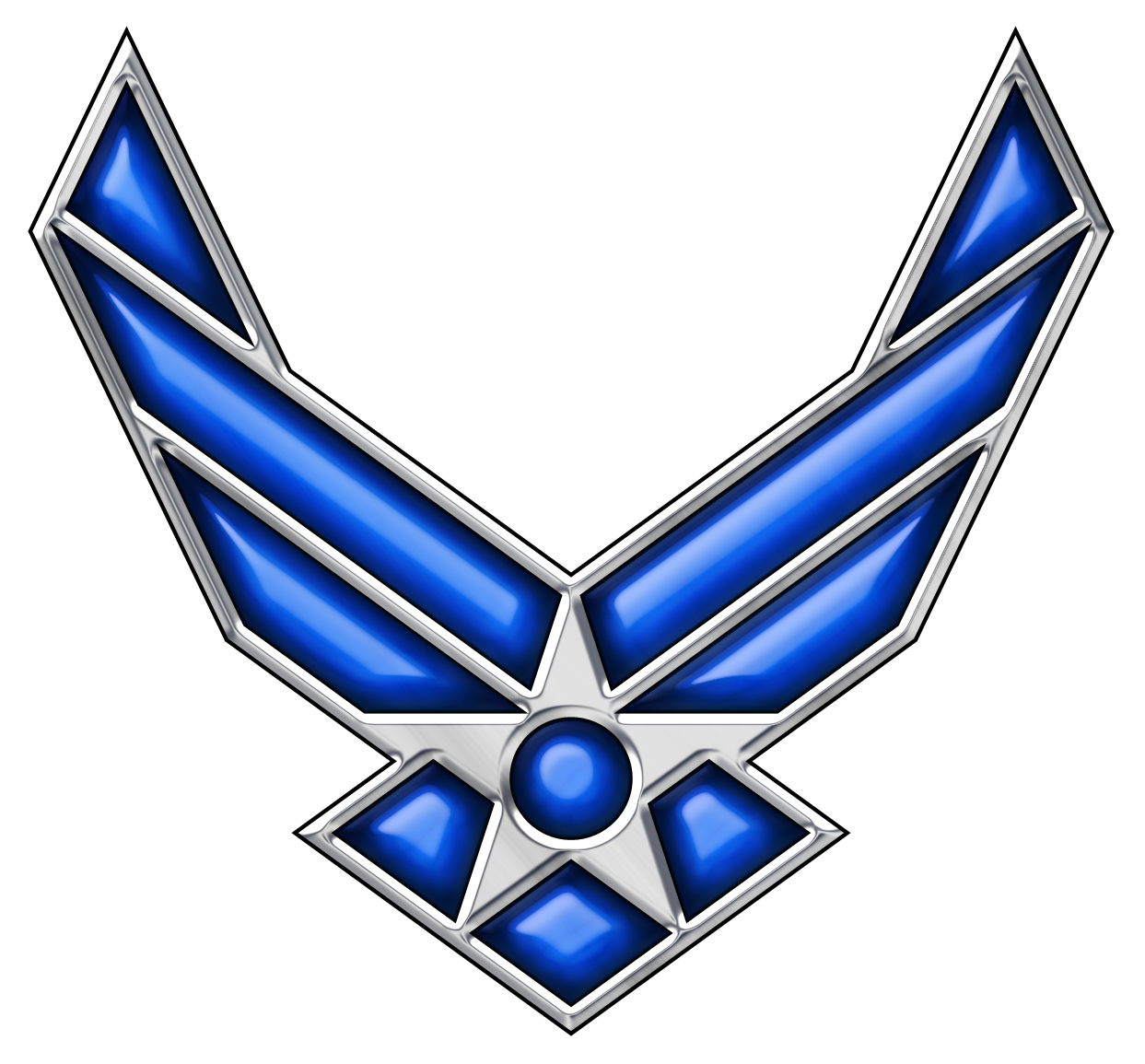 Air force symbol png. Logo transparent pictures free