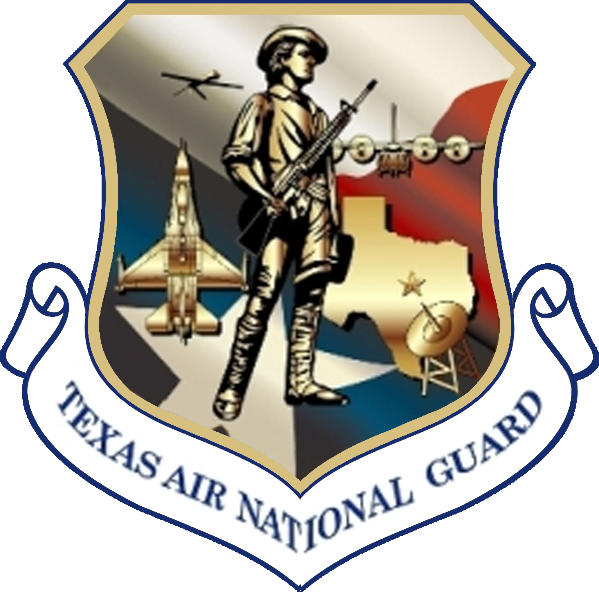 Air national guard png. File texas patch wikimedia