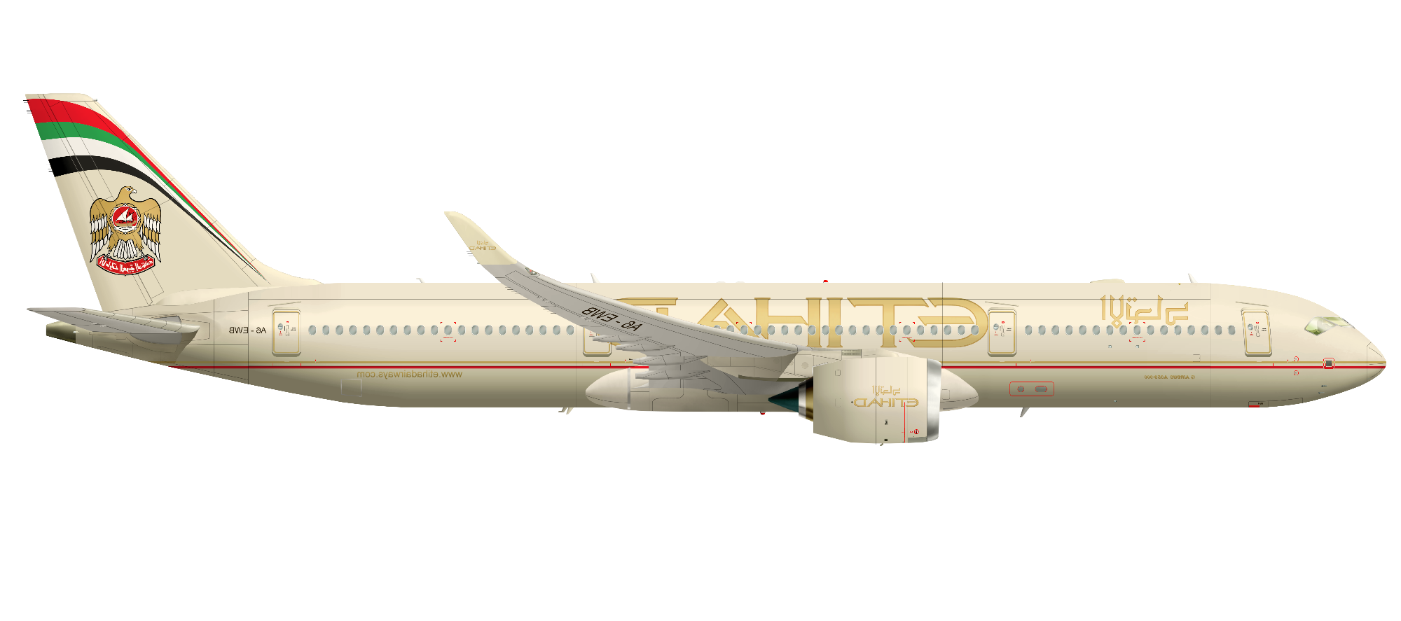 File a xwb etihad. Air png image clip royalty free library