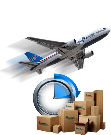 Air shipping png. Express freight services cargo