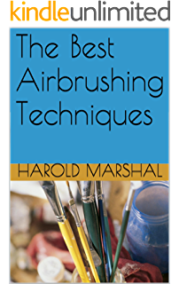 Airbrush drawing beginner. Course for beginners so