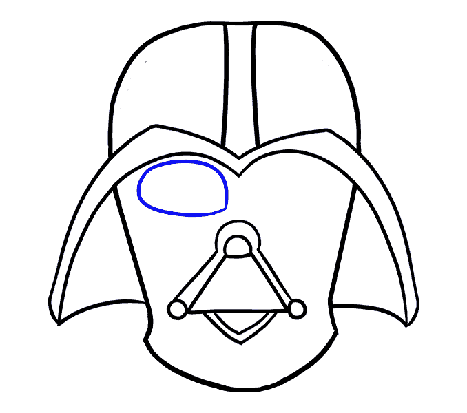 Dart drawing animated. Darth vader at getdrawings