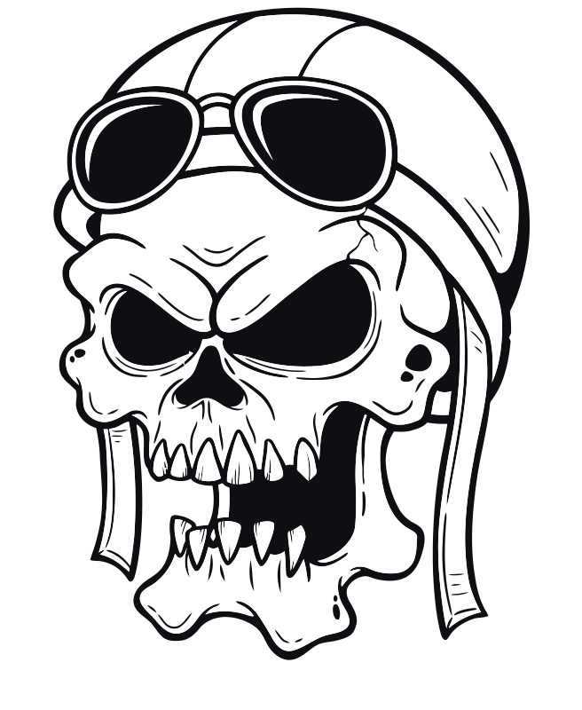 Airbrush drawing skull. Pin by on pinterest