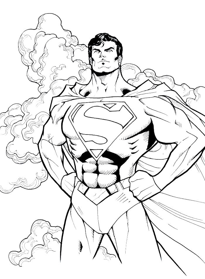Airbrush drawing superman. Garrett hero to all