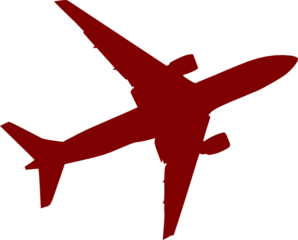 Aircraft vector airline. Airplane clip art at