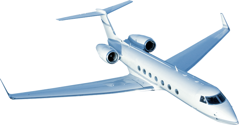 Aircraft vector private jet. Welcome to trebet aviation