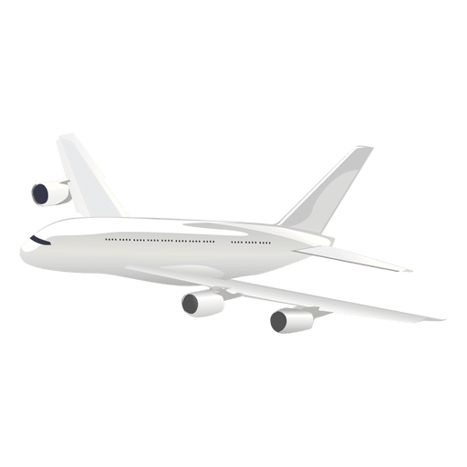 Airplane cartoon png. Flying transparent svg vector