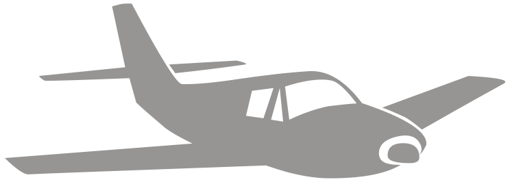 Wing svg airplane. File silhouette r stencil