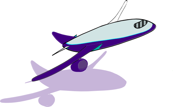 Airplane clip jumbo jet. Clipart at getdrawings com
