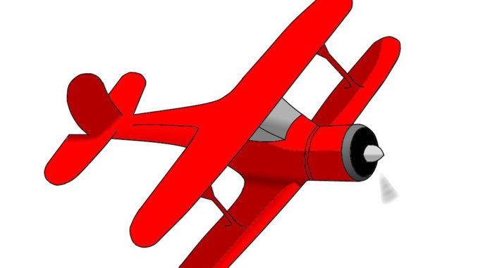 Airplane clipart. Old at getdrawings com