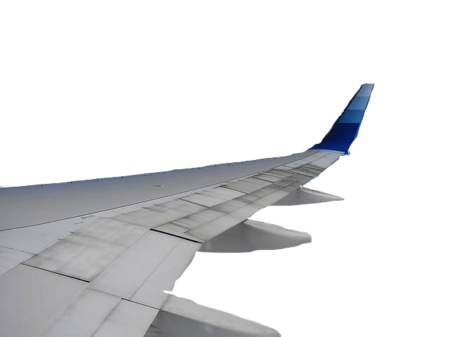 Airplane wing png. Plane transparent stickpng