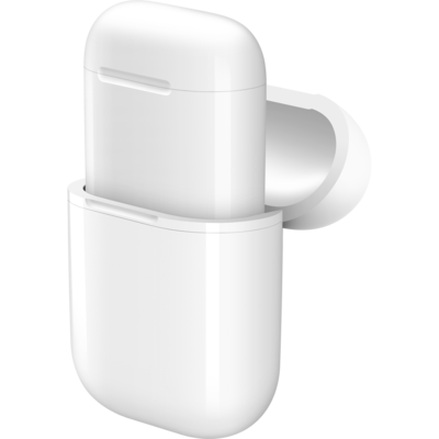 Airpods clipart macbook pro. Wireless charger case for