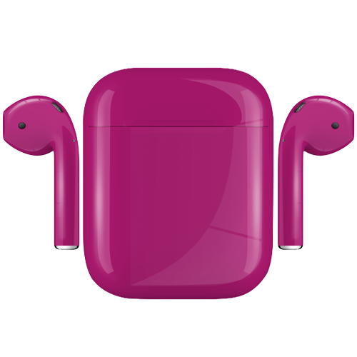 Airpods clipart mini. Apple painted special edition
