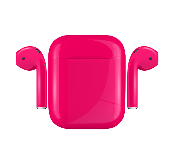 Airpods clipart black friday. Neon pumpkin and white